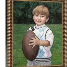 """Oil painting from photo, 1 person, 24""""x36"""", unframed - Picture into oil painting"""