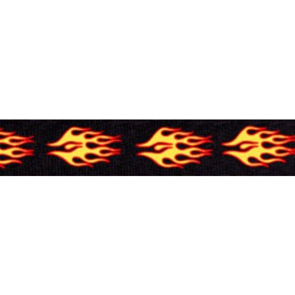TuffLock Black Hot Rod Collar- Large