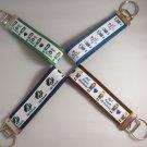 Key Fob Wristlets