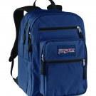 JanSport Student Classics Series Daypack Backpack Navy Back-To-School Camping