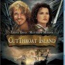 Cutthroat Island (Blu-ray Disc, 2009)