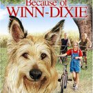 Because of Winn-Dixie [VHS], Good VHS, Jeff Daniels,