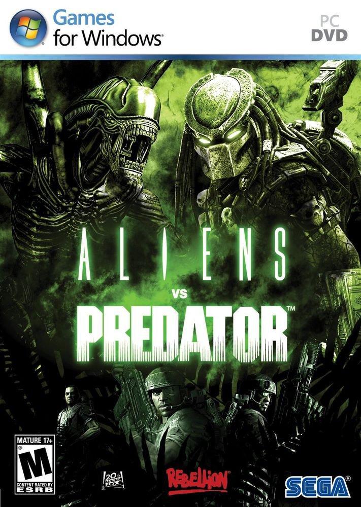 Aliens vs. Predator  (PC Games, 2010)
