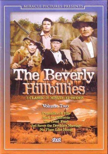 The Beverly Hillbillies Volume 2 Buddy Ebson, Irene Ryan