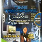 History Channel Presents Time Troopers DVD Game