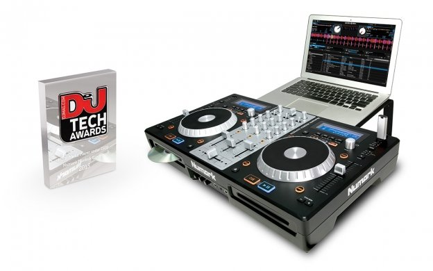 Mixdeck Express 3-Channel DJ Controller with CD & USB Playback