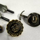 Vtg Kiwanis US Naval Academy Pick Axe & Hat Spade &  Pins / Pinbacks