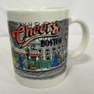 Cheers Boston Bar Coffee Mug 3 3/4 Inches, NBC Sitcom Comedy Memorabilia