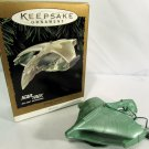 1995 Star Trek Next Gen Romulan Warbird Hallmark Keepsake Ornament Light Magic