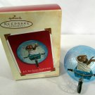 Vtg Hallmark Keepsake Ornament E.T. The Extra-Terrestrial 20th Anniversary 2002