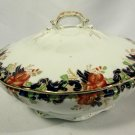 John Maddock & Sons Royal Vitreous Majestic Round Covered Vegetable Tureen