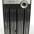 "Vintage Truetone Sportster ""8"" Transistor Pocket AM Radio, Black (Does Not Work)"