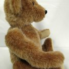 "Vintage Teddy Bear Jointed Pat Ryder Original 15"" Cinnamon"