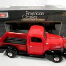 1941 Plymouth Pickup Truck Red 1:24 Diecast Model by Motormax w/ Box