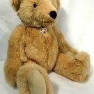 """Vintage Teddy Bear Jointed Pat Ryder Original 21"""" Lgt Caramel Blonde"""