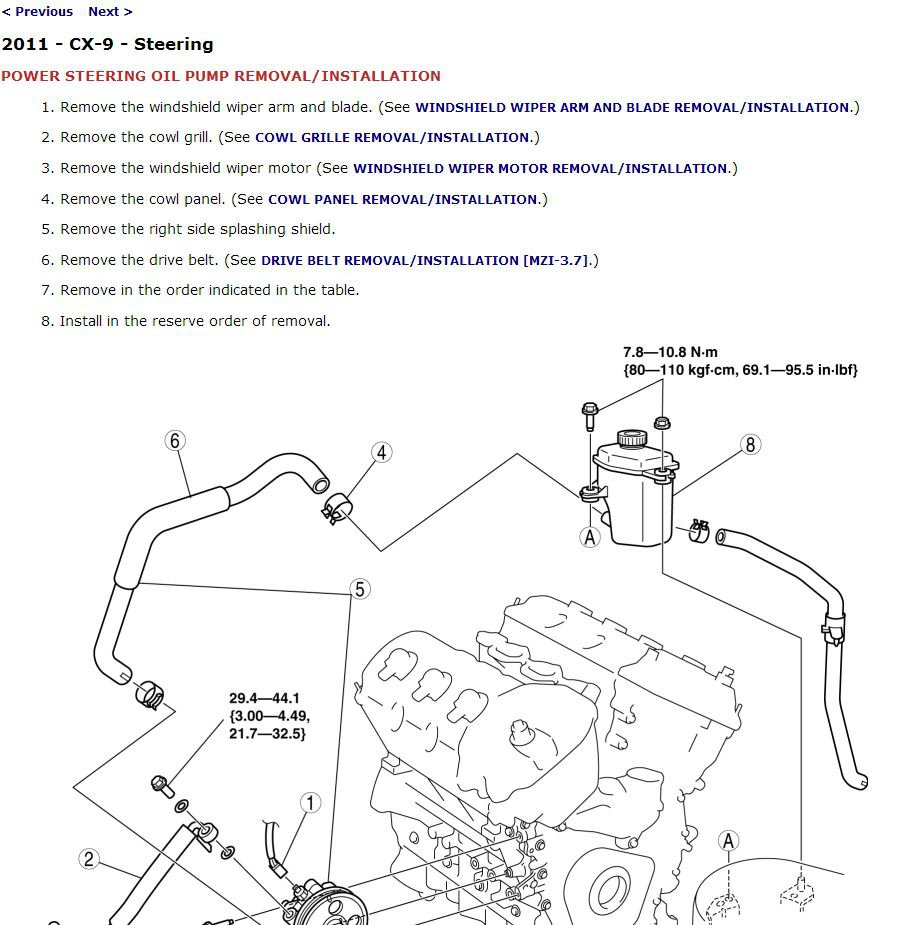 2011 mazda cx 9 service manual cd rom workshop repair 3 7l mzr v6 cx9 rh mmdl ecrater com CX- 7 mazda cx 9 workshop manual
