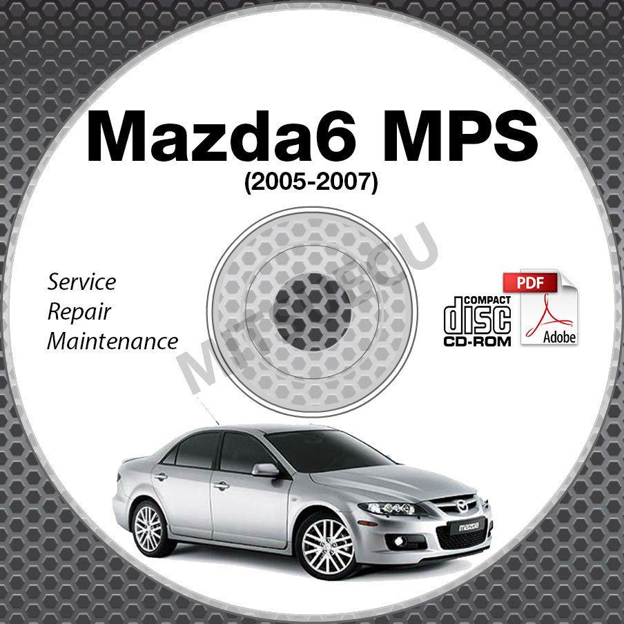 2005 mazda 6 owners manual