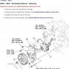 2004-2006 Mazda MPV Service Manual CD ROM workshop repair 3.0L V6