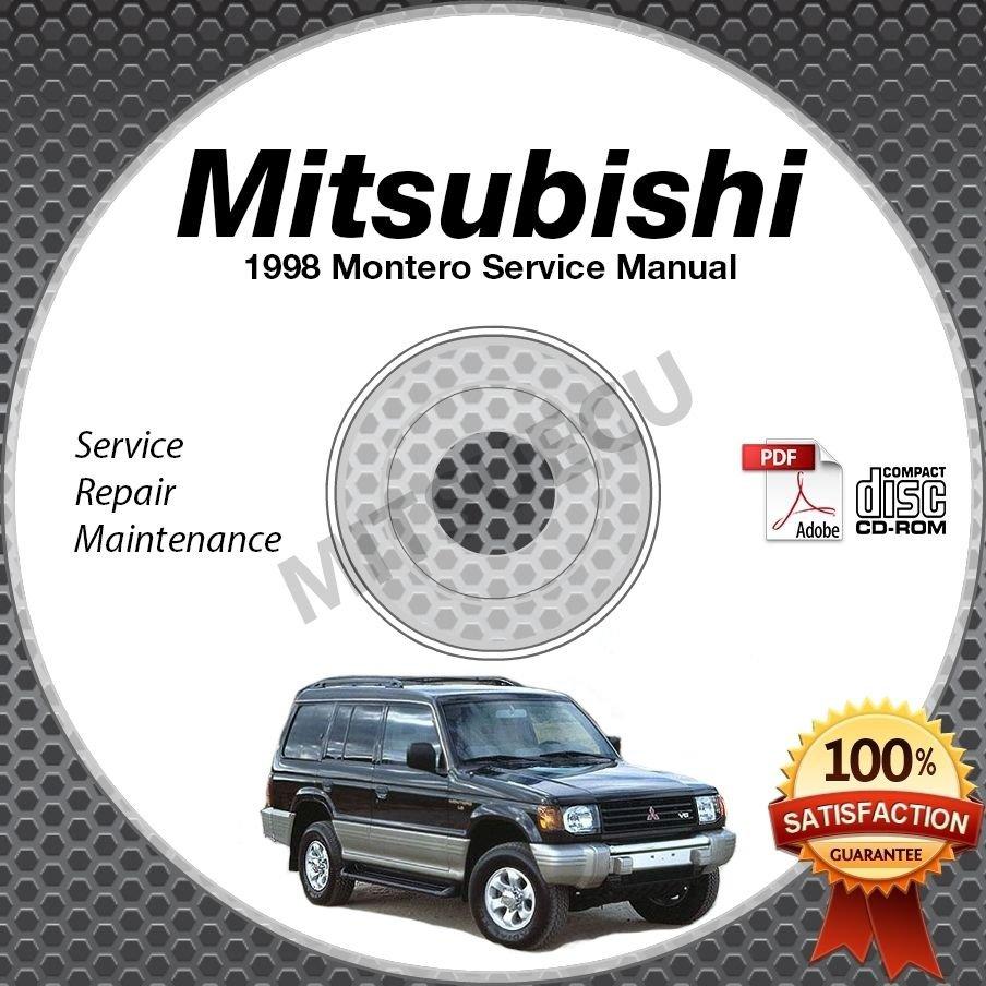 1998 mitsubishi montero service manual cd rom 3 5l 6g74 repair workshop rh ecrater com mitsubishi 6g74 engine workshop manual 3.0 L Mitsubishi 6G72 V6