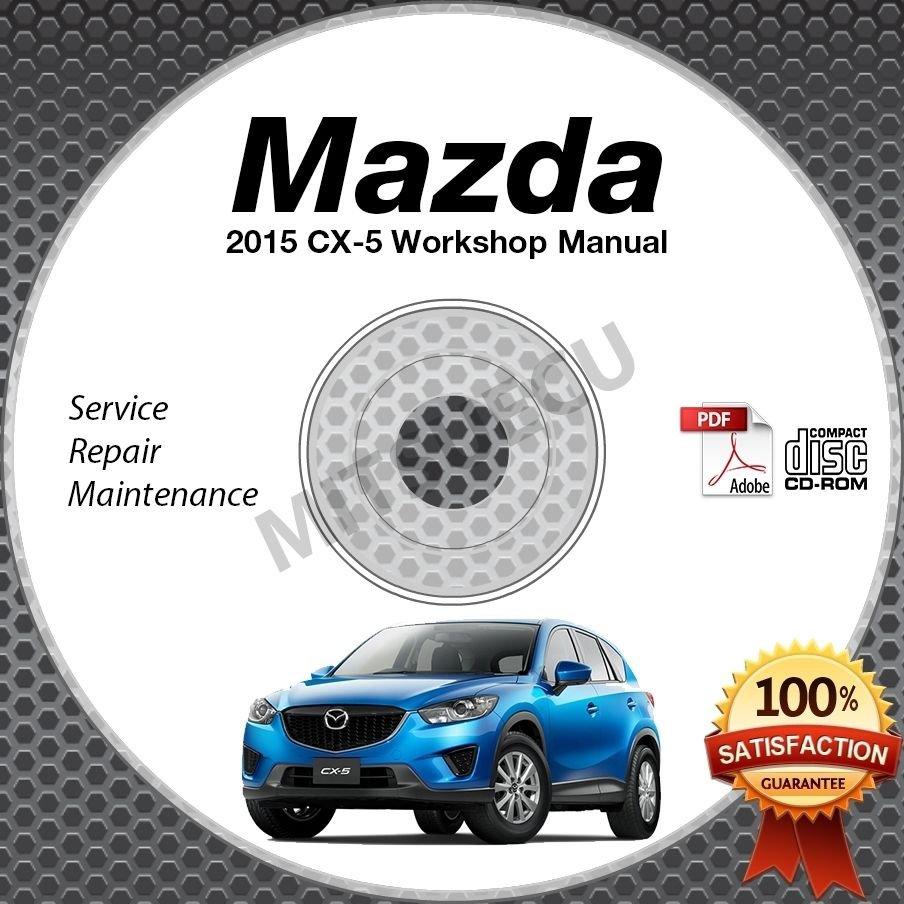 2015 Mazda Cx  Skyactiv 2