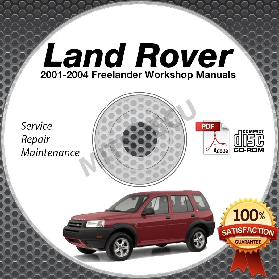 Freelander 2 owner Manual