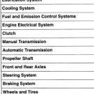 1994-1997 Mazda Miata MX-5 1.8L Service Repair Manual CD-ROM workshop mx5