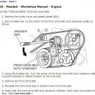 2005 Mazda6 Service Manual CD ROM workshop repair 2.3L 3.0L NEW!