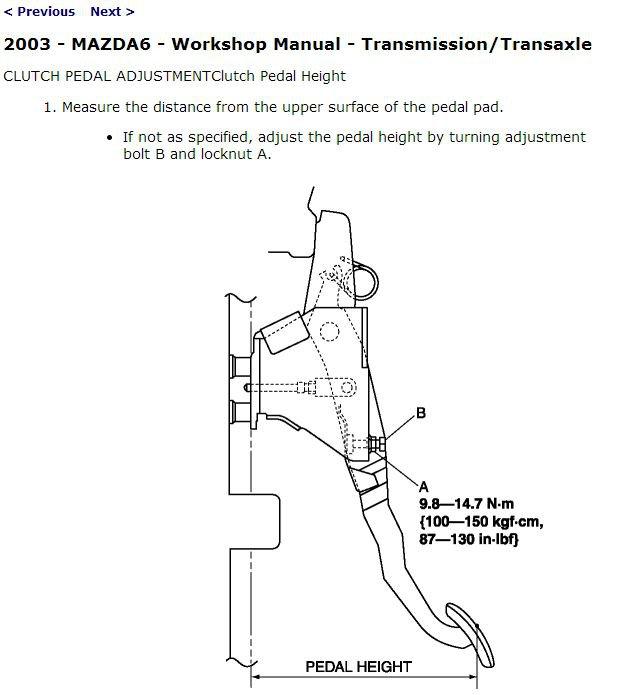 2003 Mazda6 Service Manual CD ROM workshop repair 2.3L 3.0L NEW!
