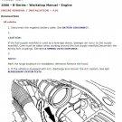 2006 Mazda B-Series Service Manual CD ROM workshop repair B2300 B3000 B4000