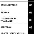 2006-2012 Mazda Miata MX-5 Service Repair Manual CD-ROM 2007 2008 2009 2010 2011