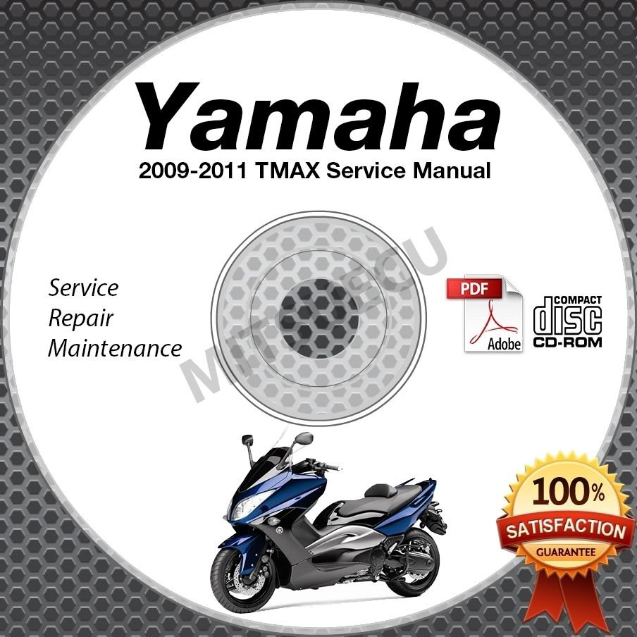 2009 2011 yamaha tmax xp500 scooter service manual cd rom repair rh ecrater com yamaha tmax 2010 service manual yamaha tmax 2010 service manual