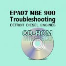 Detroit Diesel Series EPA07 MBE 900 DDEC VI Troubleshooting Guide CD (6SE580)