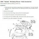 2006-2007 Mazdaspeed6 Service Repair Manual +WIRING & BODYSHOP CD-ROM MS6 shop