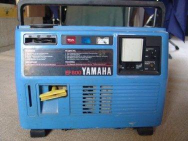Yamaha Ef600 Generator Service Manual Cd Shop Repair Lit 19616 00 04