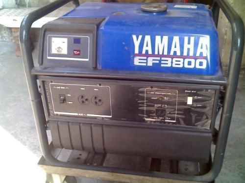 Yamaha Efservice Manual