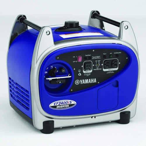 Yamaha EF2400iS Generator Service Manual CD LIT-19616-01-23 Shop Repair ef 2400