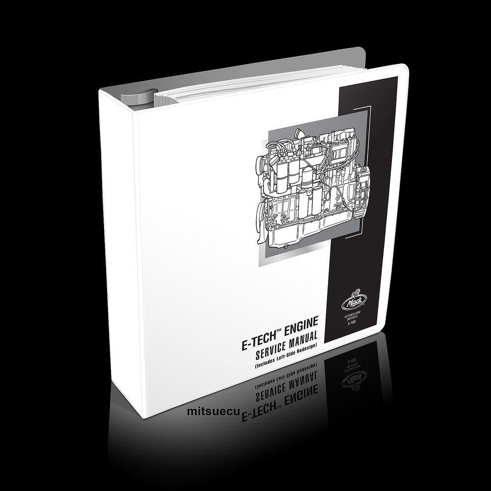 mack e tech engine service manual