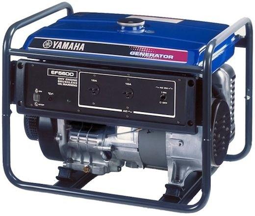 Yamaha EF6600 YG6600 Series Generator Service Manual CD shop repair
