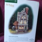 Dept 56 Dickens Village All Hallows Eve  'Mordecai Mould Undertaker'