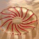 Studio Nova Holiday Swirl Candy Dish