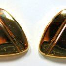 14KT YELLOW GOLD ANTIQUE ESTATE EARRINGS VINTAGE