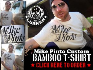 MIKE PINTO Bamboo T-Shirt