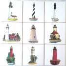 Closeout Nine Light Houses