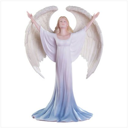 ALAB. PRAISING ANGEL  Item #33811