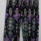Bisou Bisou Michele Bohbot Sz M Sleepwear Intimate Smooth Stretch Elastic Waist