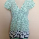 Charlotte Russe Floral Top (XS)