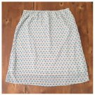 Downeast Gray Lined Full Skirt (L)