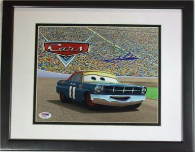 Cars  Character Mario Andretti