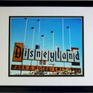 Vintage Color image Disneyland Old Marquee Vintage 1950s image Sign NEW 8x10