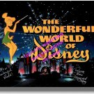 Wonderful World  Autographed Margaret Kerry Tinker Bell Walt Disney CoA NEW 8x10